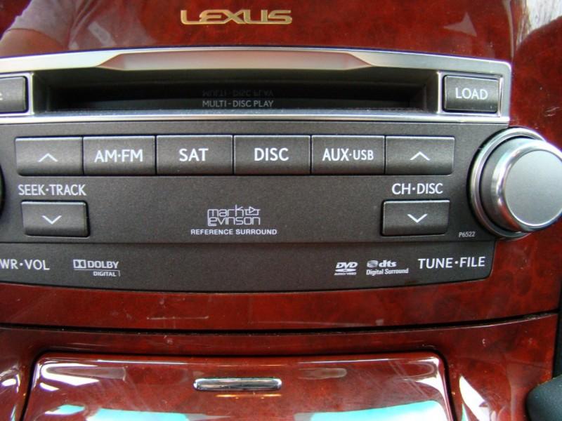 Lexus LS 460 2011 price $18,995