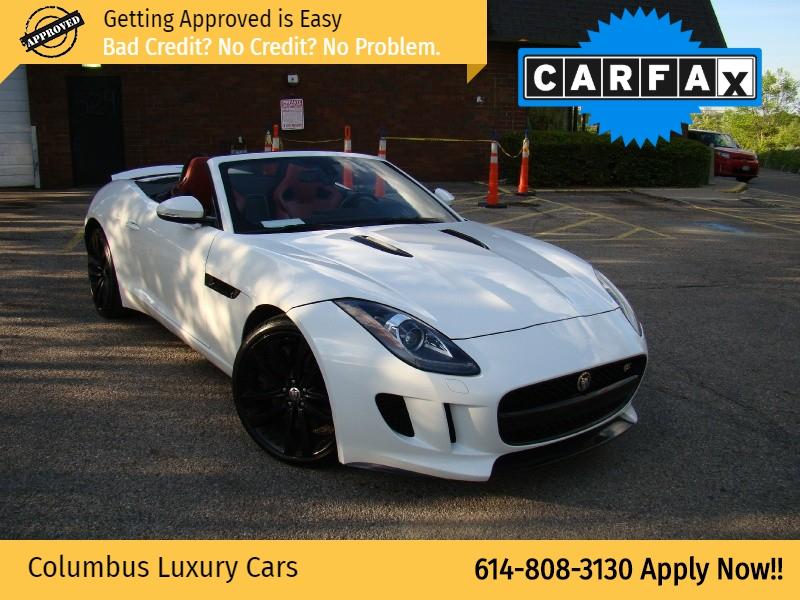 Jaguar F-TYPE 2014 price $33,995