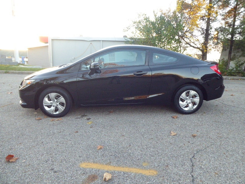 Honda Civic Cpe 2013 price $11,971