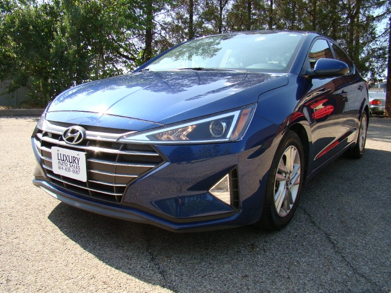 Hyundai Elantra 2019 price $17,600