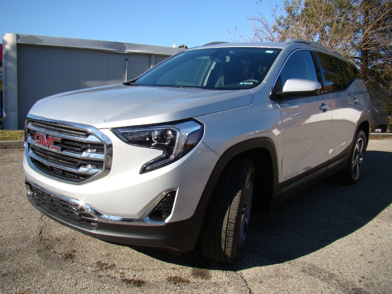 GMC Terrain 2019 price $26,495