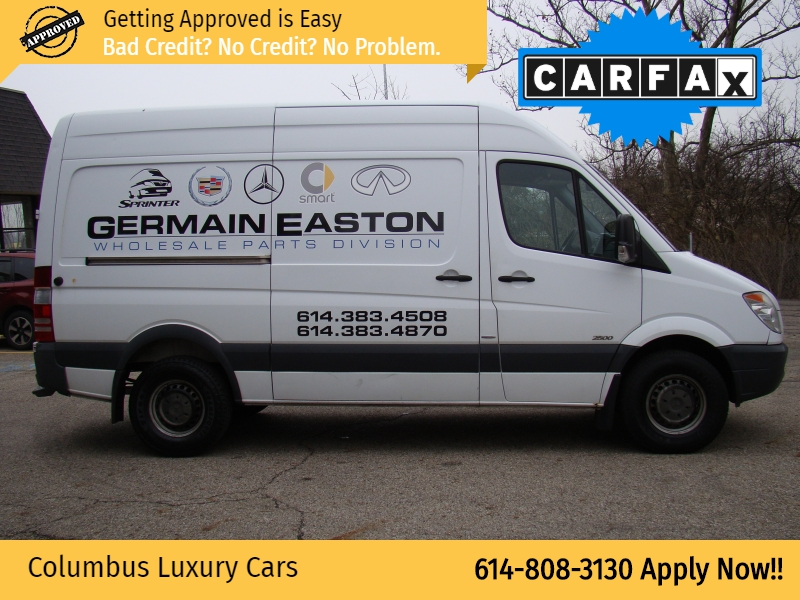Mercedes-Benz Sprinter Cargo Vans 2013 price $15,995