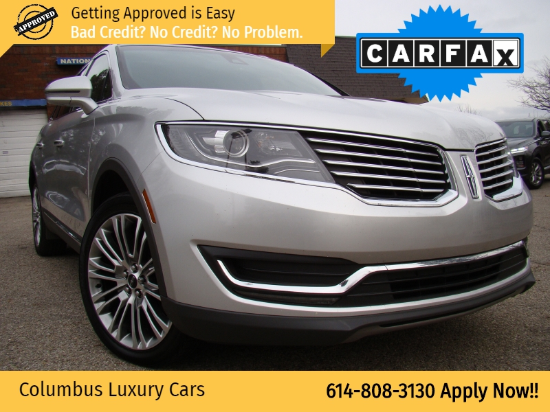 Lincoln MKX 2016 price $19,995