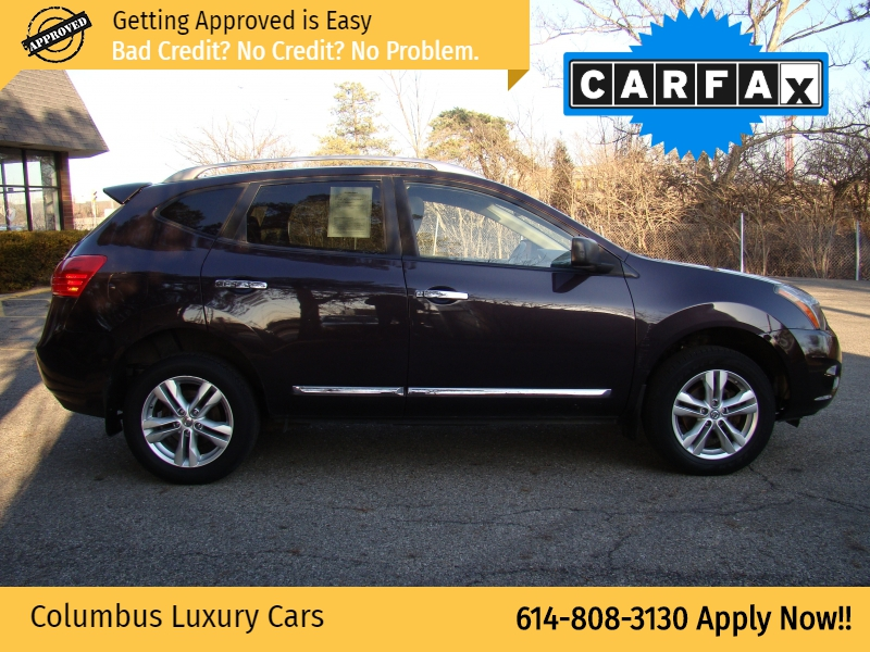 Nissan Rogue Select 2015 price $8,995