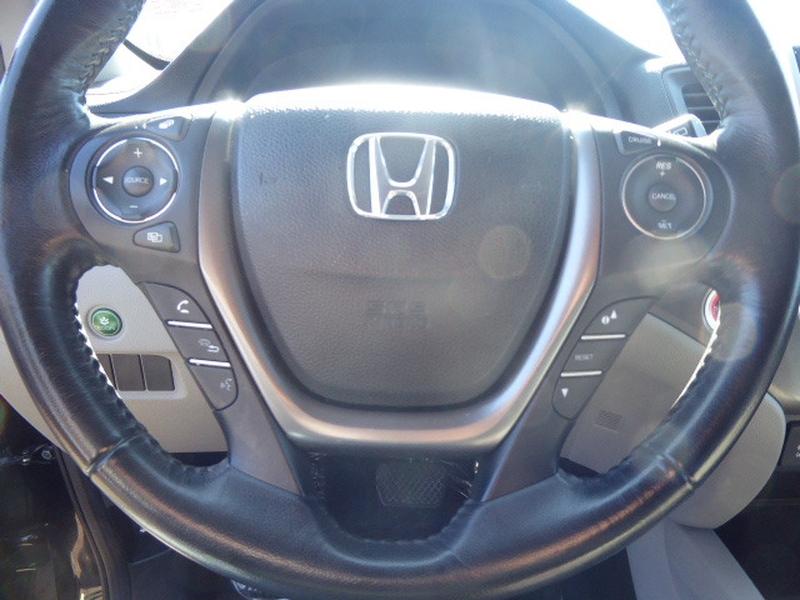 Honda Pilot 2017 price $29,307