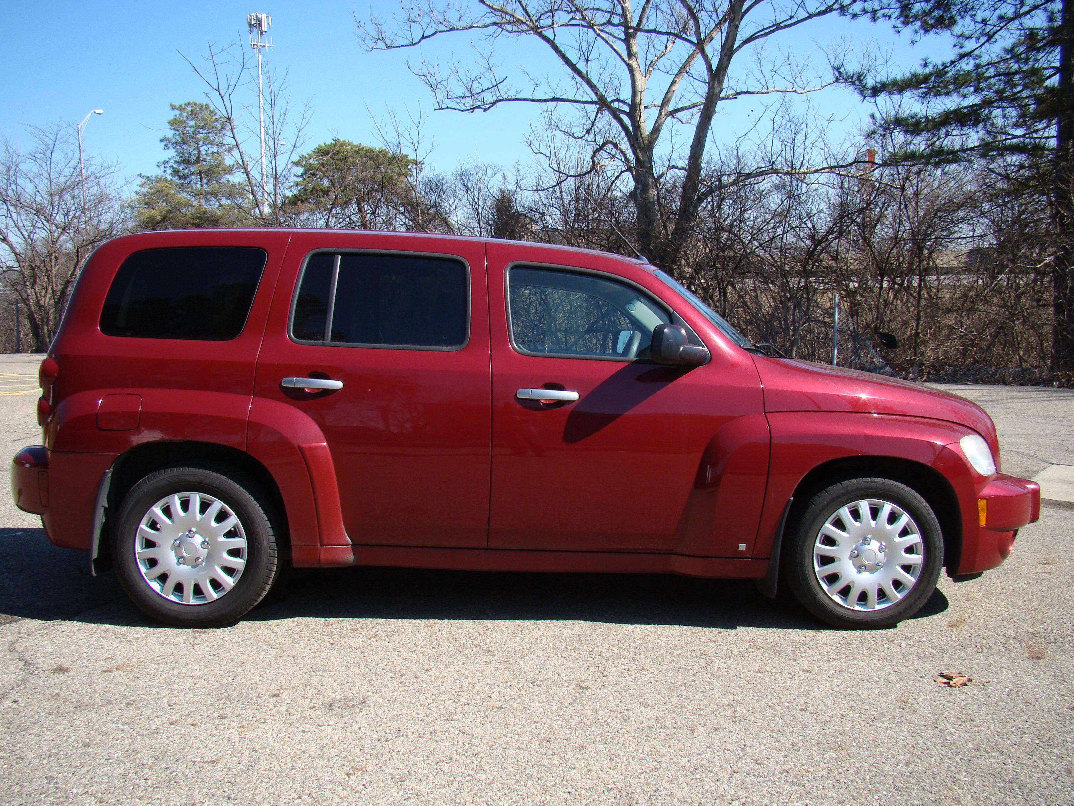 2006 Chevrolet Hhr 4dr 2wd Ls Columbus Luxury Cars Dealership In Columbus