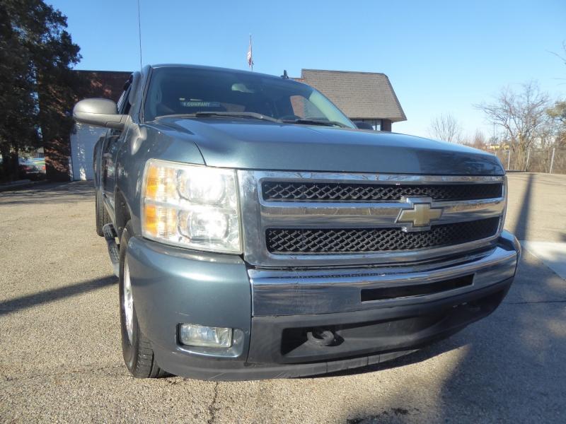Chevrolet Silverado 1500 2009 price $14,467
