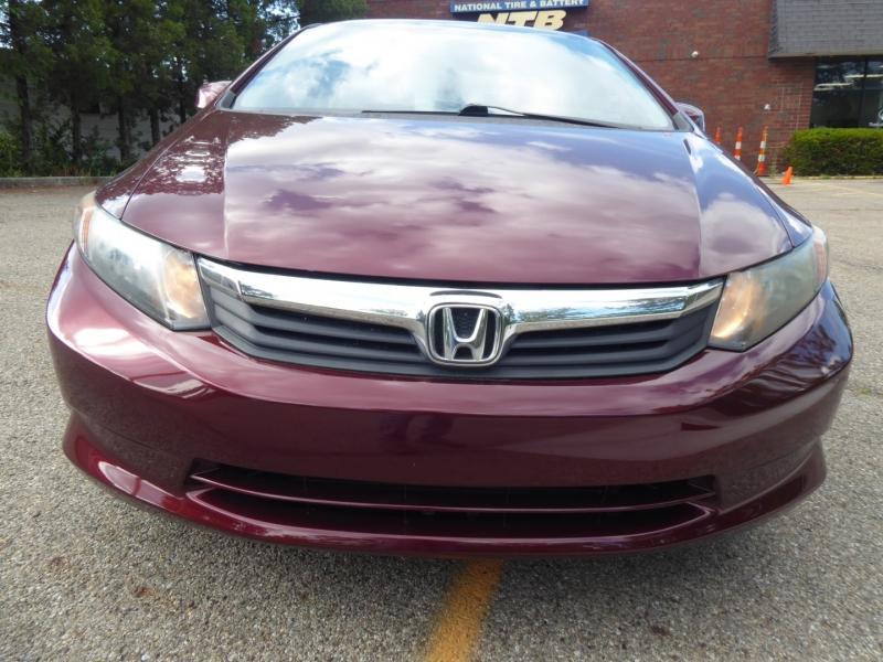 Honda Civic Sdn 2012 price $12,995