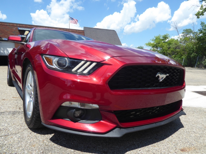 Ford Mustang 2015 price $24,855
