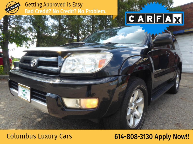 Toyota 4Runner 2005 price $6,495