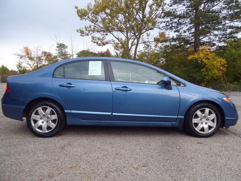 Honda Civic Sdn 2007 price $6,995