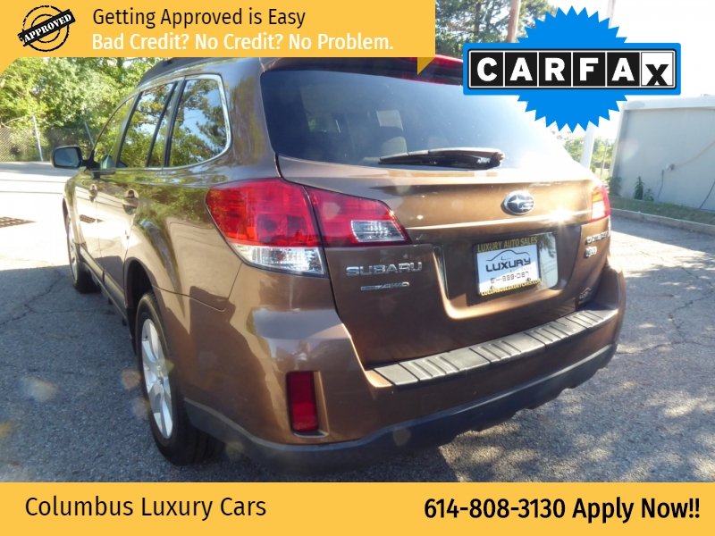 Subaru Outback 2011 price $10,495