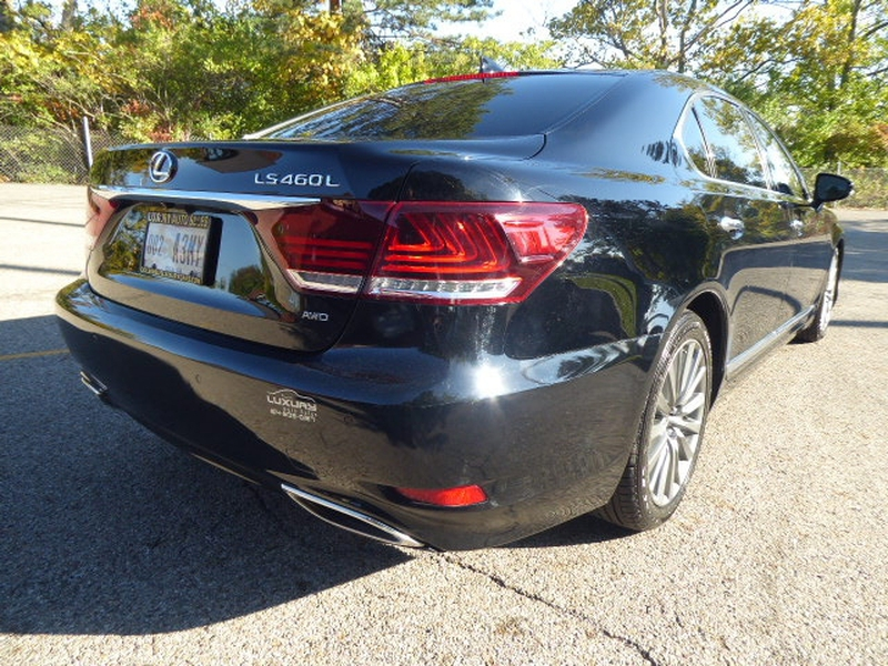 Lexus LS 2017 price $43,637