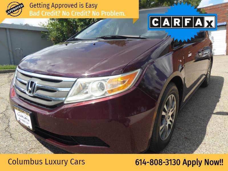 Honda Odyssey 2012 price