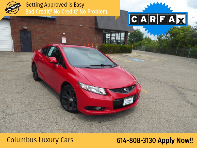 Honda Civic Cpe 2013 price $14,995