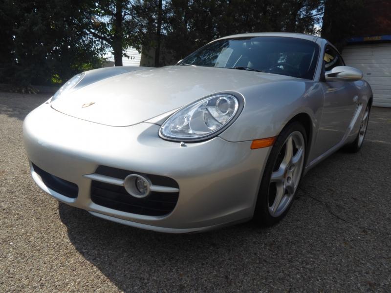 Porsche Cayman S 2006 price $35,728