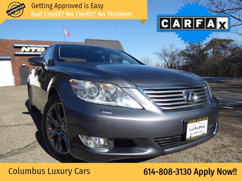Lexus LS 460 2012 price