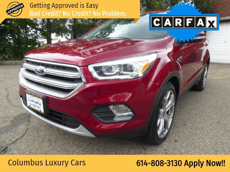 Ford Escape 2017 price $18,971