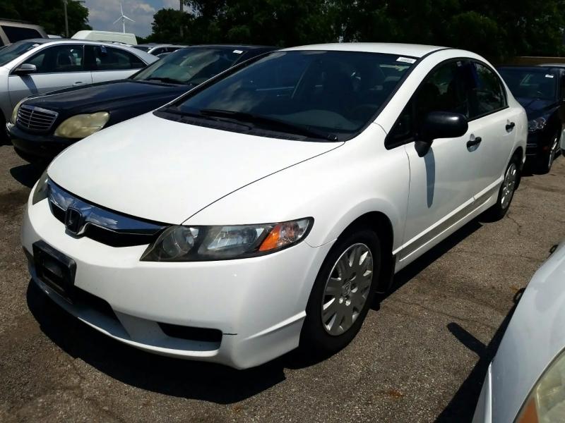 Honda Civic Sdn 2010 price