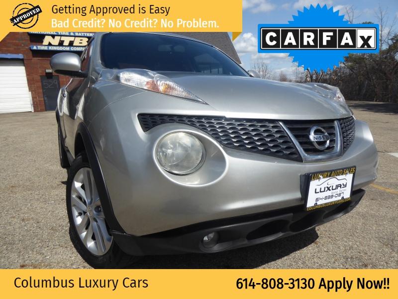 Nissan JUKE 2011 price $7,873