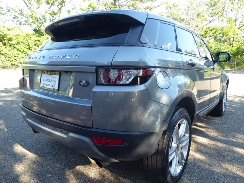 Land Rover Range Rover Evoque 2013 price $19,971