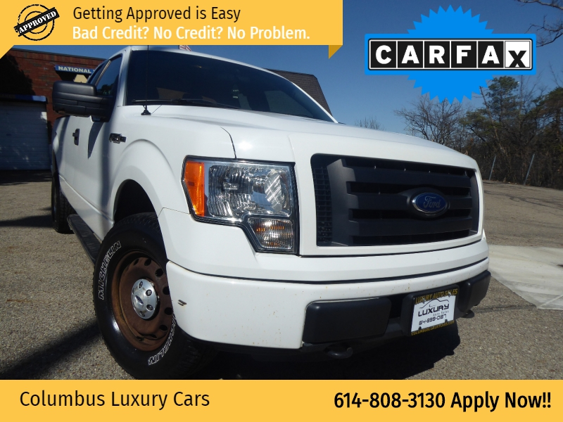 Ford F-150 2011 price $14,686