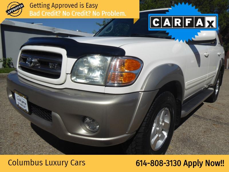 Toyota Sequoia 2004 price $7,995