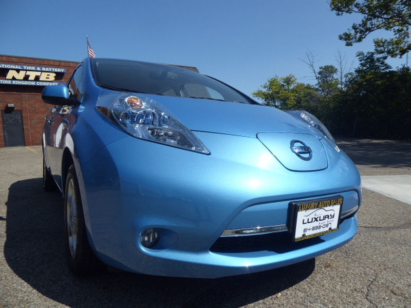 Nissan LEAF 2012 price $6,995