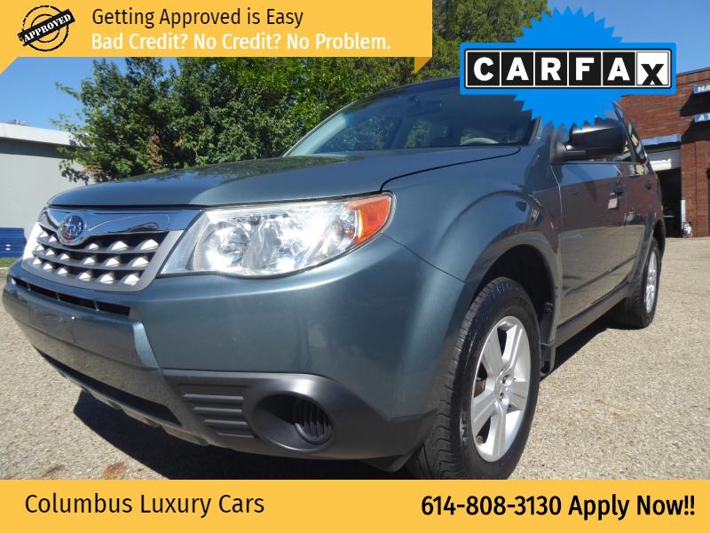 Subaru Forester 2011 price $8,495