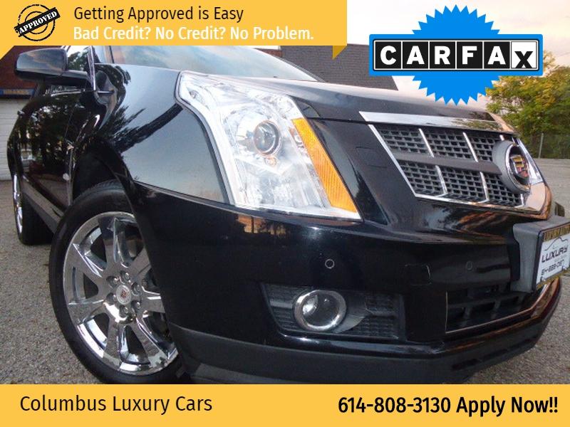 Cadillac SRX 2010 price $13,995
