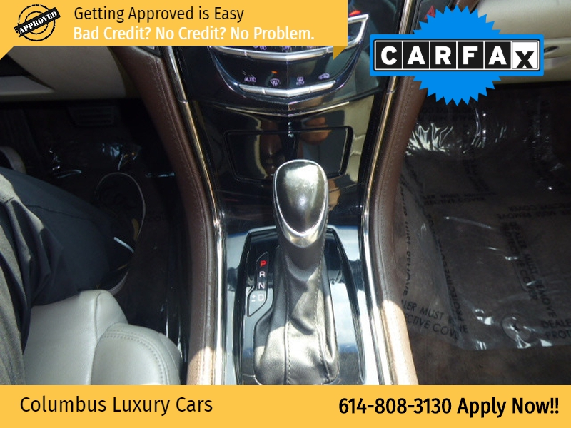 Cadillac ATS 2013 price $12,300