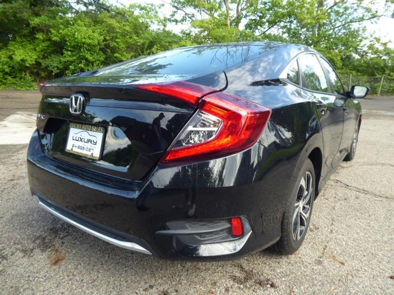 Honda Civic Sedan 2019 price $19,740
