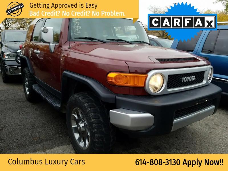 Toyota FJ Cruiser 2010 price $21,997