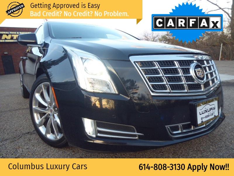 Cadillac XTS 2013 price $14,995