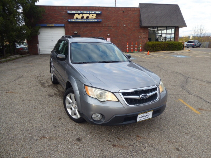 Subaru Outback 2008 price $5,995
