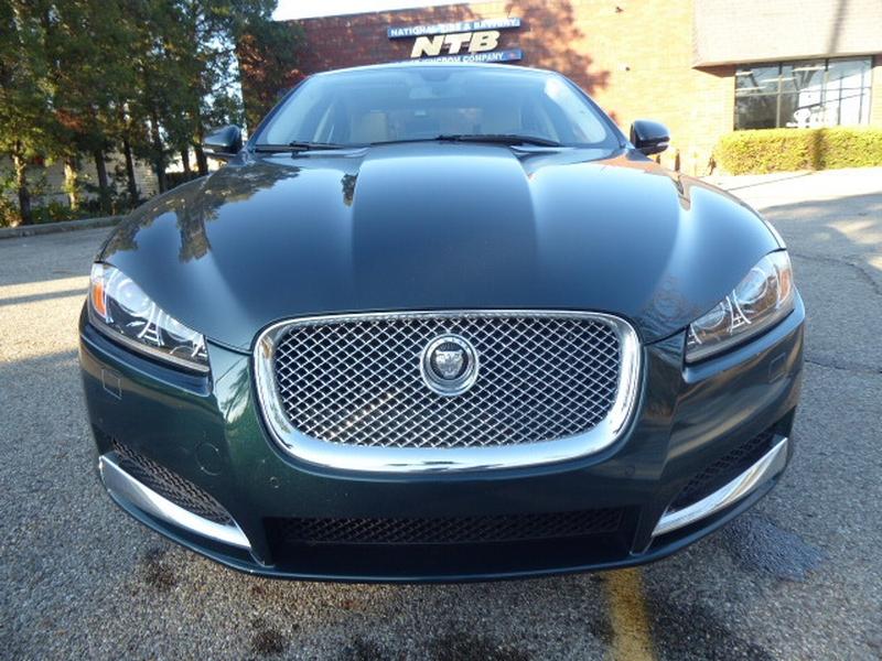 Jaguar XF 2013 price $15,995