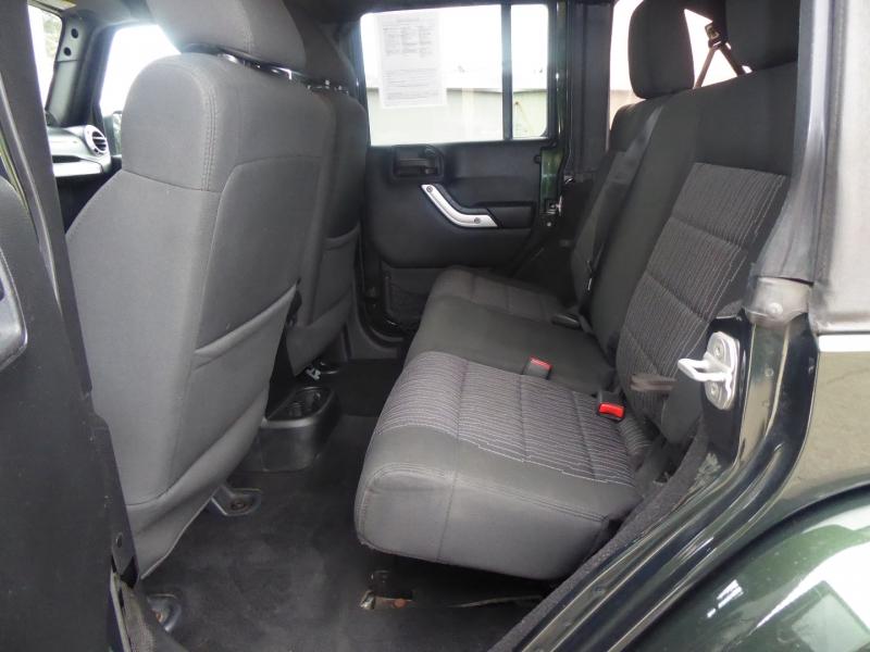 Jeep Wrangler Unlimited 2011 price $21,930