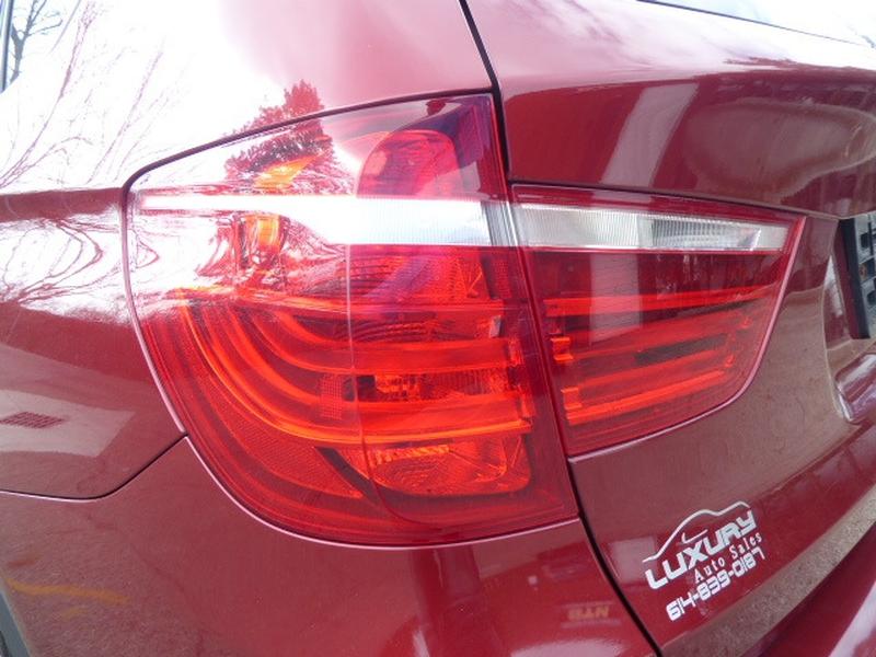 BMW X3 2012 price