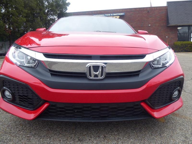 Honda Civic 2017 price $15,754