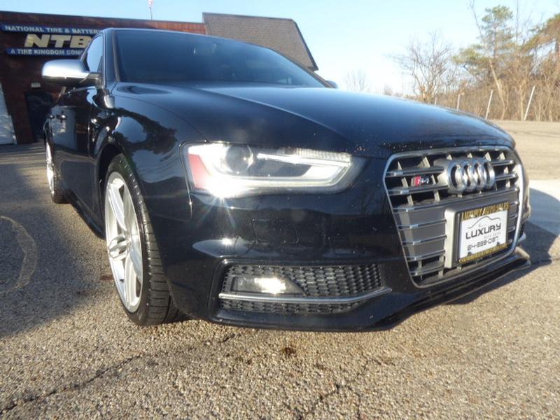 Audi S4 2013 price $19,995