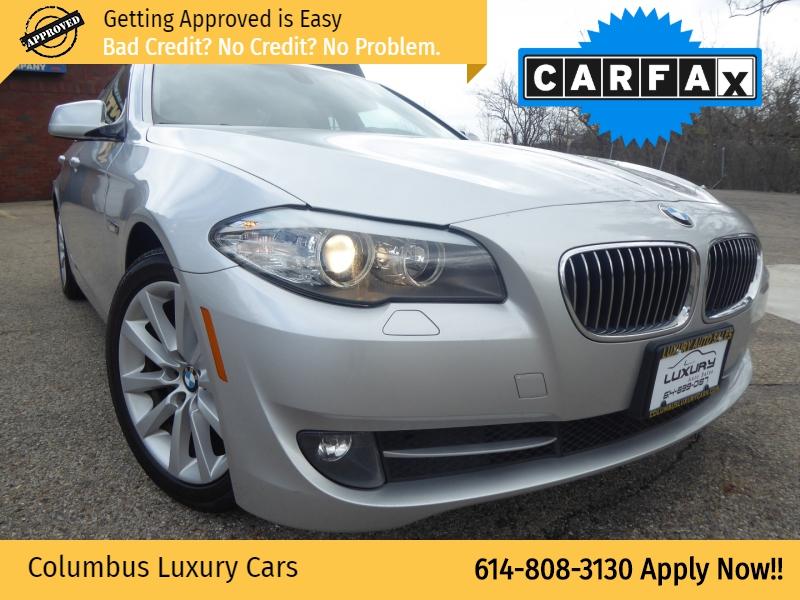 BMW 5-Series 2011 price $11,984