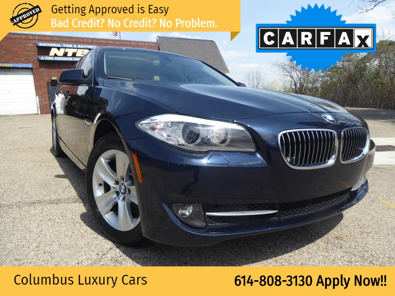 BMW 5-Series 2011 price $13,995