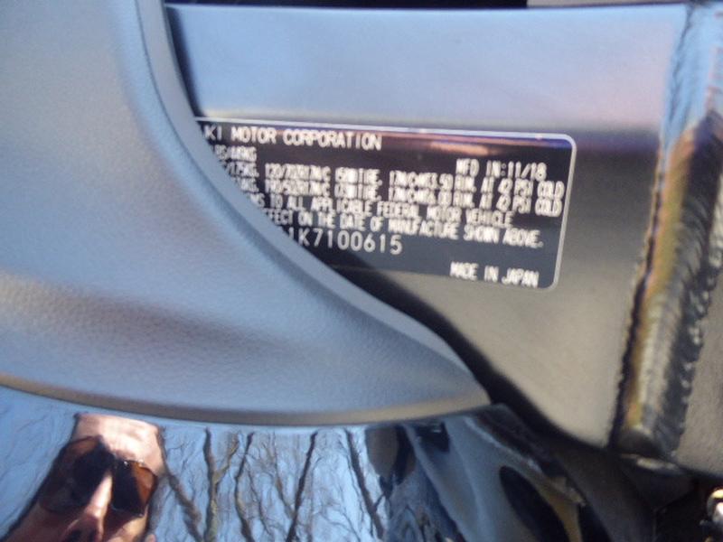 Suzuki HAYABUSA GSXR 1300 2019 price $15,971