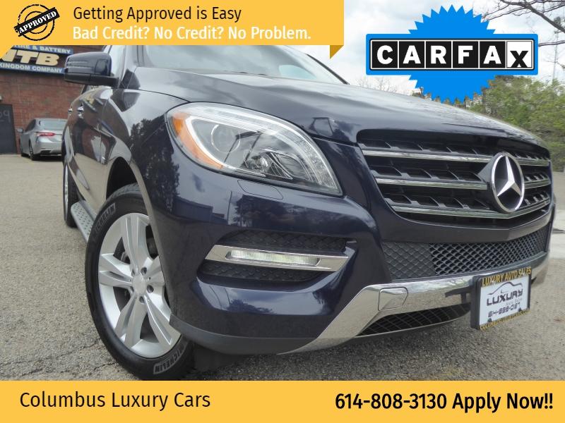 Mercedes-Benz M-Class 2012 price $26,978
