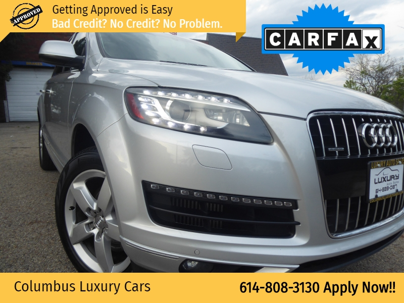 Audi Q7 2012 price $16,977