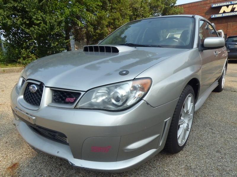 Subaru Impreza Sedan 2006 price $24,995