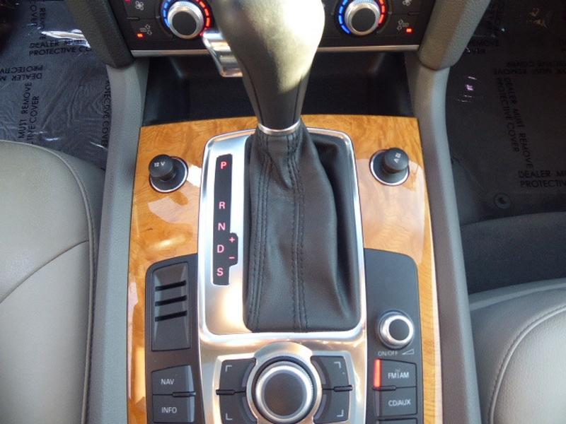 Audi Q7 2008 price $19,219