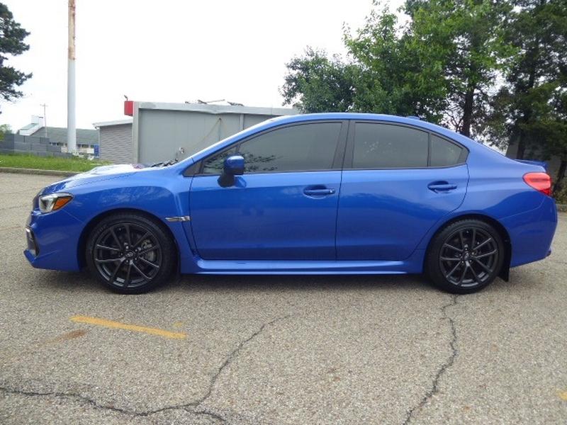 Subaru WRX 2018 price $31,340
