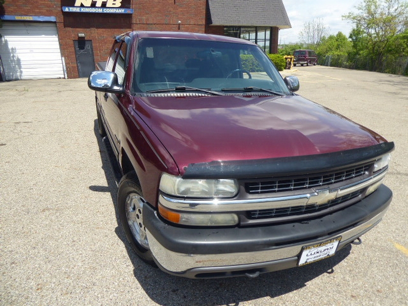Chevrolet Silverado 1500 2001 price $9,910