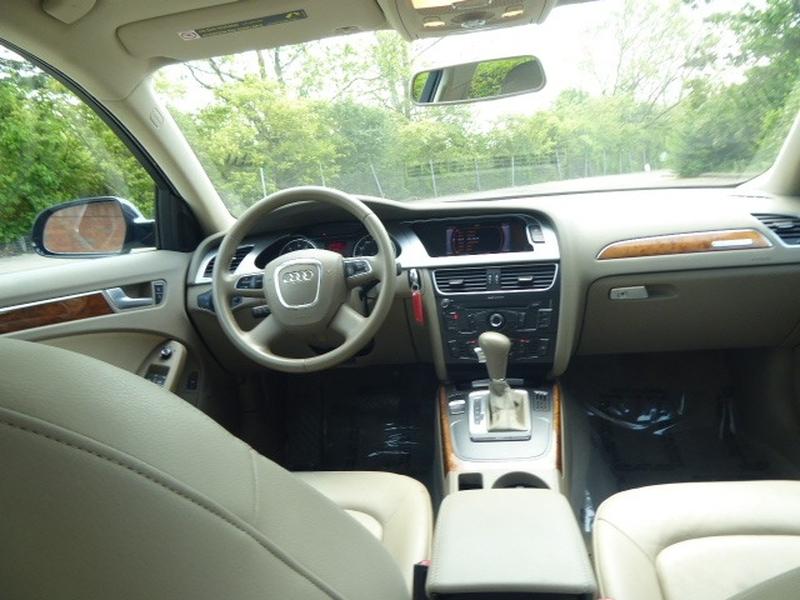 Audi A4 2011 price $10,328